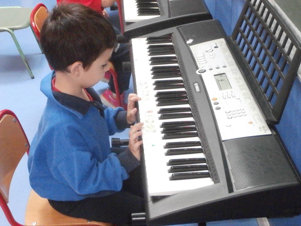 Musica y ninos