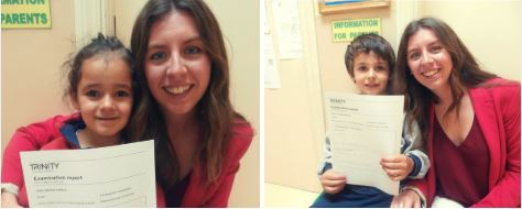Certificado Trinity, Escuela infantil en Madrid