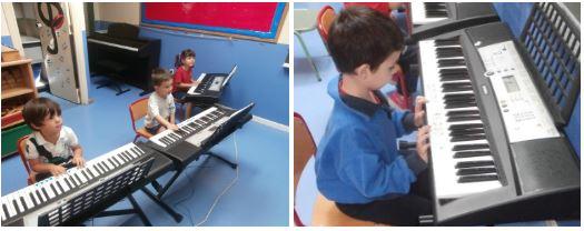 Escuela infantil en Alcobendas