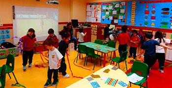 escuela infantil alcobendas