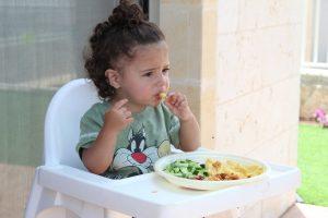 buenos habitos alimenticios para niños