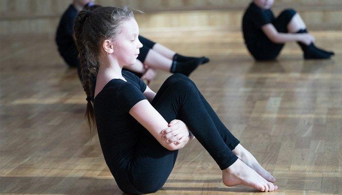 Clases de yoga infantil en Madrid
