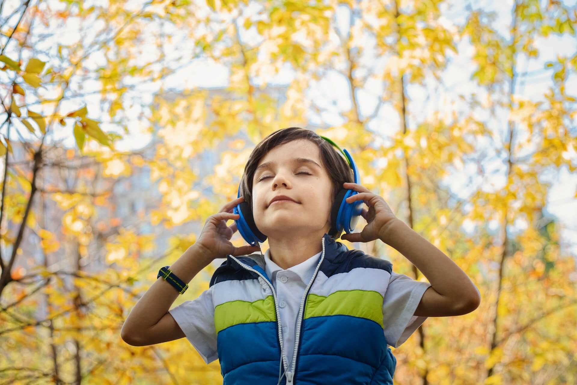 Clases de música para niños, beneficios