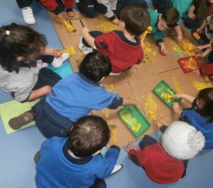 por-que-realizar-actividades-en-grupo-niños