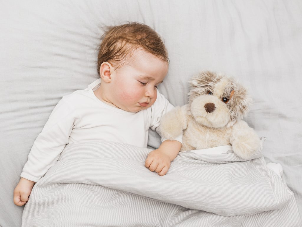 ¿Por qué es importancia la siesta en los niños?