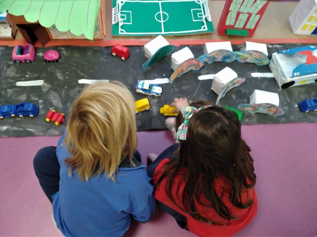 Aprendizaje por proyectos en Brains Nursery Schools